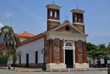 kostel Nuestra Señora de Chiquinquirá