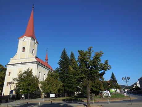 kostel sv. Egídia (Jiljího)