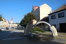fontána Duha