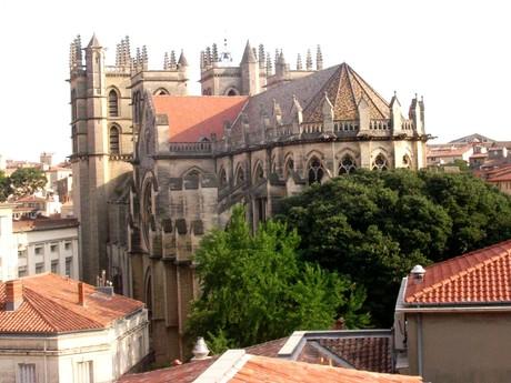 Монпелье - кафедральный собор Св. Петра