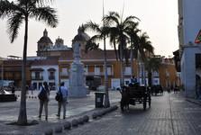 námestie Plaza de la Aduana