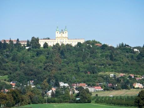 Svatý Kopeček od Olomouca