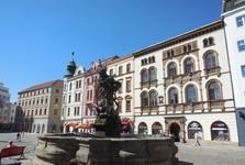 Olomouc - Herkulova kašňa