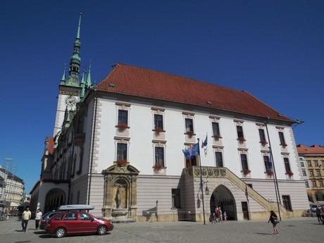 оломоуцкая ратуша
