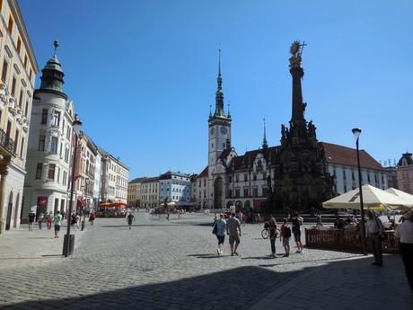 Horní square