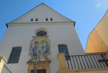 Olomouc - kostol Zvestovania Pána