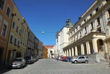 Olomouc - Arcibiskupský kňazský seminár a kostol sv. Michala