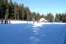 комплекс для беговых лыж на Хураневе