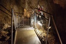 Збрашовские арагонитные пещеры