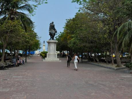 Parque Simon Bolívar