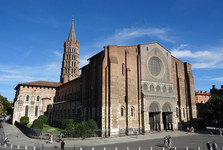 St Sernin basilica