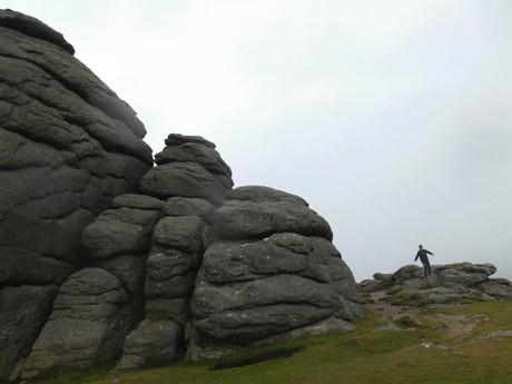 národný park Dartmoor