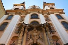Olomouc - kostol Panny Márie Snežnej