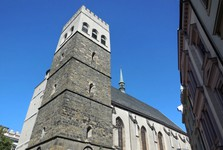 Olomouc - St Moric church