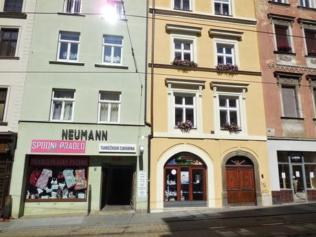 Olomouc - Tvaruzkova cake shop