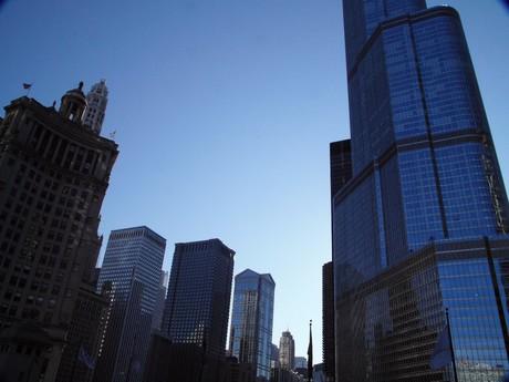 Chicago je město mrakodrapů
