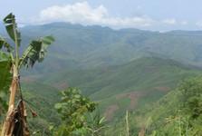 phonsavanské kopce