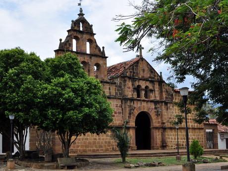kostel v Guane