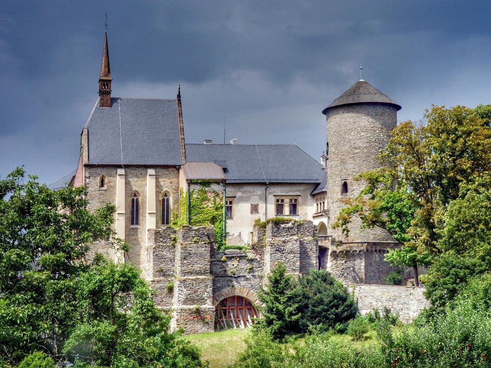 Šternberk, foto Archiv hradu Šternberk