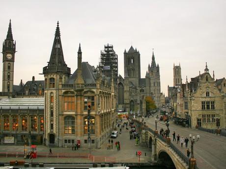 Gent - centrum