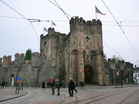 Gent - hrad
