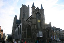 Gent - cathedral