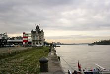 Antverpy - přístav