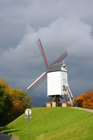 Bruggy - wind mill