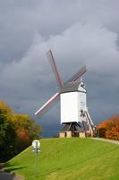 местная ветряная мельница