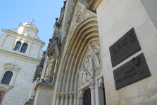 Olomouc - Katedrála sv. Václava a Kostol sv. Anny
