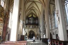 Olomouc - St Wenceslas (nterior)