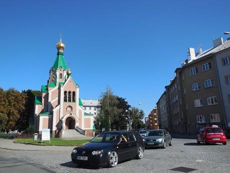 Olomouc - Kostol svätého Gorazda