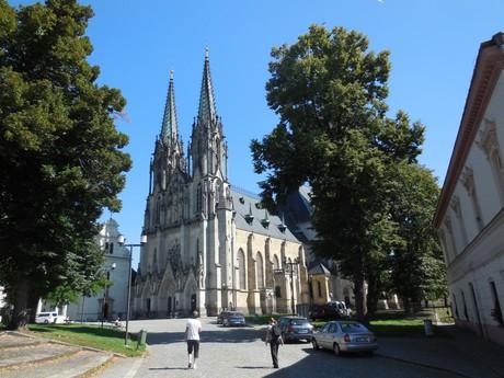 Olomouc - Katedrála sv. Václava
