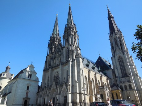 Olomouc - St Wenceslas Cathedral