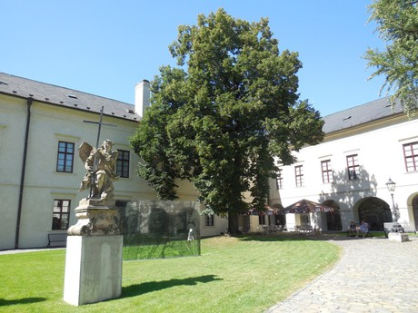 Olomouc - The Archdiocesis museum