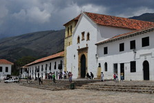 kostel Nuestra Señora del Rosario