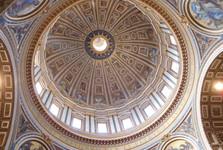 в базилике Св. Петра