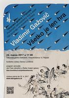 Vladimír Gažovič – Všetko je len hra