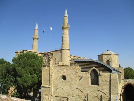 mešita Selimiye bola predtým katedrálou sv. Sofie