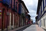 čtvrť La Candelaria