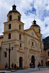 kostel La Candelaria