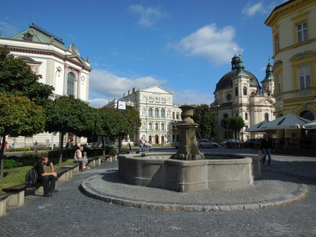 Milic square