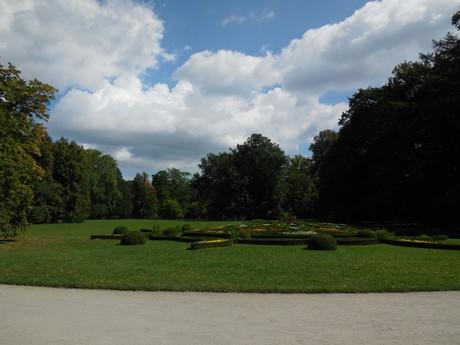Podzámecká garden