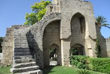 opatství Bellapaís