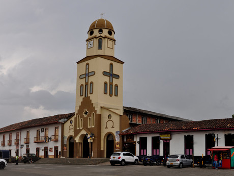 kostel Nuestra Señora del Carmen