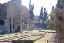 территория Виллы Адриана (Villa Adriana)