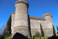 замок в Тиволи