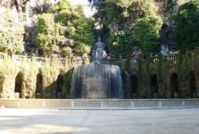 zahrady Villa d'Este