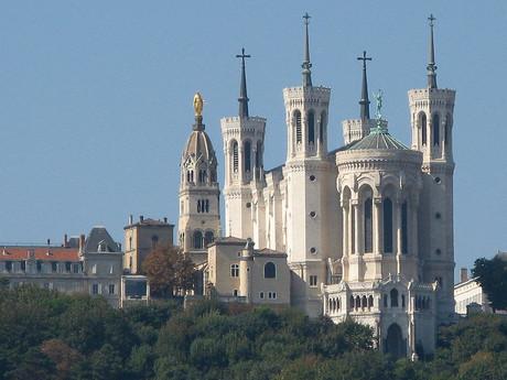 bazilika Notre-Dame de Fourviere