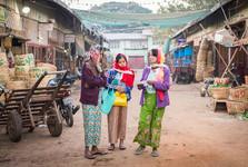 Barmánci jsou velmi milí lidé